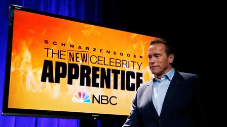 Schwarzenegger unterstützt Trump im Vorhaben, Präsident und Produzent zu sein