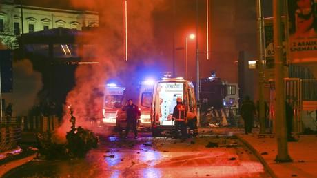Doppelanschlag in Istanbul reißt 29 Menschen in den Tod