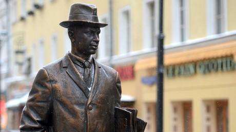 Moskau enthüllt Denkmal für Sergei Prokofjew