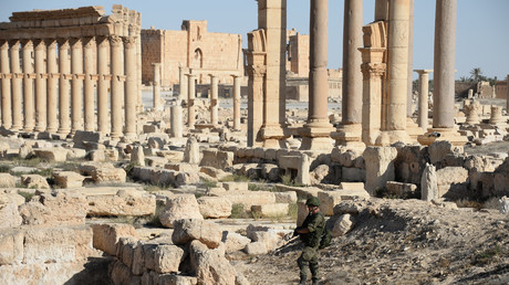 IS rückt wieder auf Palmyra vor - Armee evakuiert 80 Prozent der Einwohner
