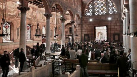Ägyptischer Präsident: Selbstmordattentäter hat Anschlag in Kairo verübt