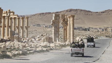 Zweimal zurückerobern: Wann wird Syriens Armee Palmyra wieder unter eigene Kontrolle bringen?