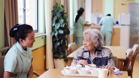 2055 wird jeder dritte Chinese Rentner sein