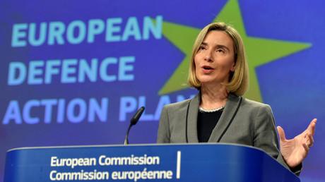 Federica Mogherini: Russland und EU können sich gegen Donald Trump vereinigen