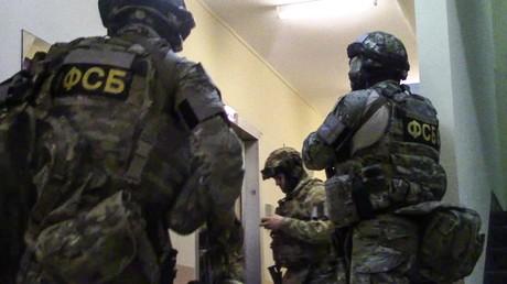 Geheimdienst FSB vereitelt IS-Anschläge in Moskau