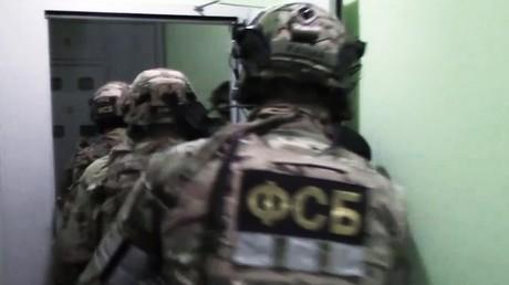 FSB nimmt zwei IS-Gehilfen in Wolga-Stadt Samara fest