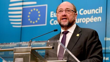 Martin Schulz: Von EU-Beitritt der Ukraine ist keine Rede