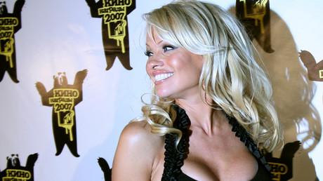 Pamela Anderson will russische Bürgerin werden