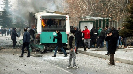 Türkischer Generalstab berichtet von 13 Toten und 48 Verletzten bei Explosion in Kayseri