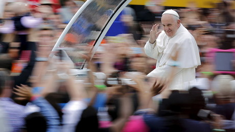 Papst Franziskus wird 80 Jahre alt