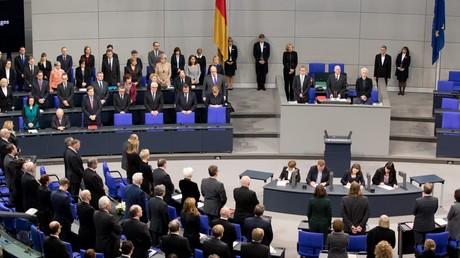 """""""WikiLeaks"""" soll Akten des NSA-Untersuchungssauschusses von einer Quelle im Bundestag erhalten haben"""