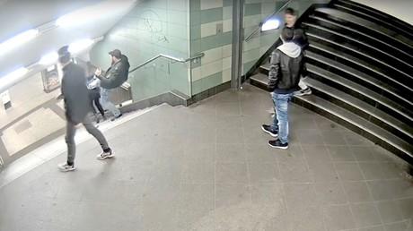 U-Bahn-Treter soll in U-Haft