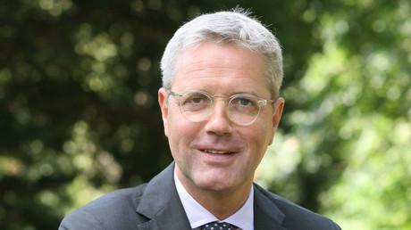 Der außenpolitische Sprecher der CDU-Fraktion und Vorsitzende des auswärtigen Ausschusses des Bundestages, Norbert Röttgen, September 2012.