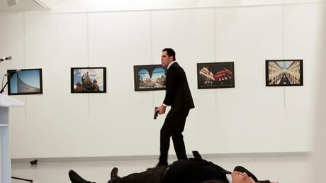 Der 22-jährige Polizist Mevlüt Mert Altıntaş verübte das Attentat auf den russischen Botschafter in Ankara.