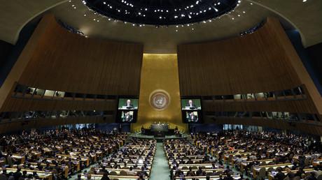 UN-Generalversammlung verabschiedet ukrainische Resolution zu Menschenrechten auf der Krim
