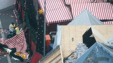 Islamischer Staat bekennt sich zum Anschlag auf Berliner Weihnachtsmarkt