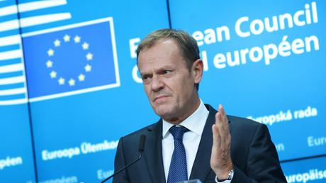 Donald Tusk: Verantwortung für Flüchtlingskrise in der EU liegt nicht bei Deutschland
