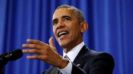 Barack Obama verbietet Förderung von Erdgas und Öl in der Arktis