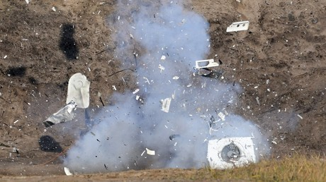 Samsung knallt: Waschmaschinen explodieren auch