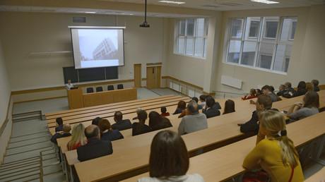Erkennbare Nähe zum europäischen Recht: Seminar der Rechtswissenschaften in Russland.