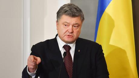 """US-Nachrichtenmagazin """"Time"""" veröffentlicht Artikel über Bestechlichkeit von Petro Poroschenko"""