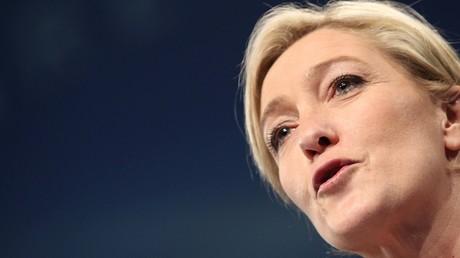 "Marine Le Pen plädiert für ""Frexit"""