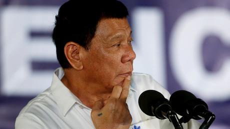 """Philippinischer Präsident Rodrigo Duterte: """"Ich werde die UNO niederbrennen"""""""