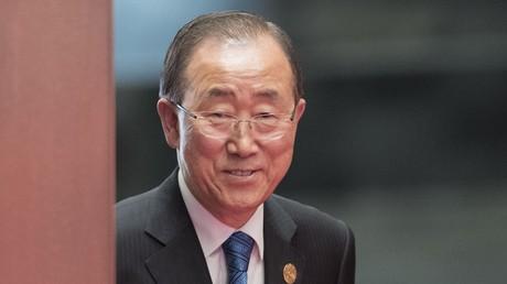 Südkoreanische Medien werfen Ban Ki-moon Korruption vor