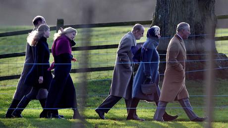 Queen Elisabeth II. bleibt Weihnachtsmesse wegen Erkältung fern