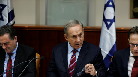 Der israelische Ministerpräsident, Benjamin Netanjahu.