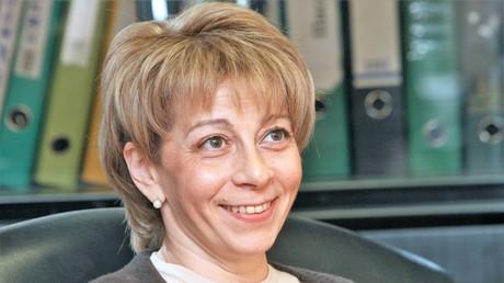 Elizaweta Glinka, genannt Doktor Lisa.