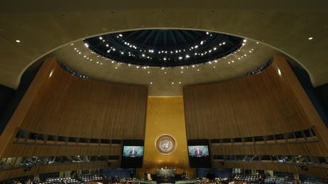 Harte Zeiten für die UNO könnte Trumps Präsidentschaft mit sich bringen.