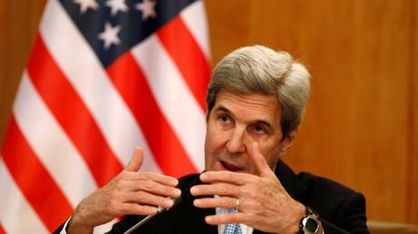 Scheidender Außenminister: John Kerry verlässt das US State Department