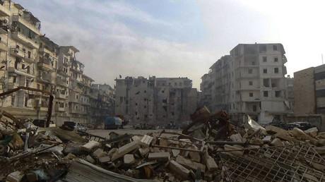 Russische Militärexperten: Seit 5. Dezember 966 Hektar des Territoriums von Aleppo entmint