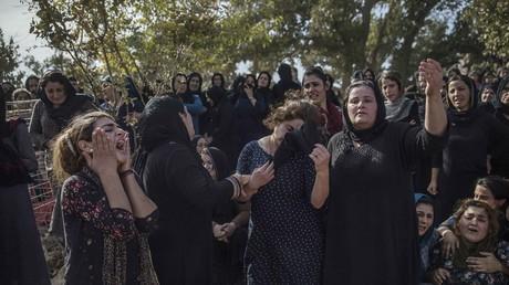 Zwei Explosionen in Bagdad fordern mindesten 21 Menschenleben