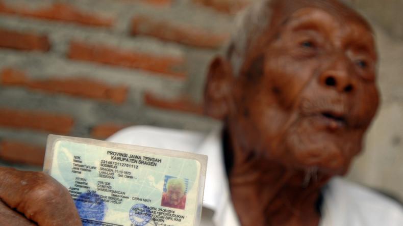 Mann aus Indonesien wird angeblich 146 Jahre alt
