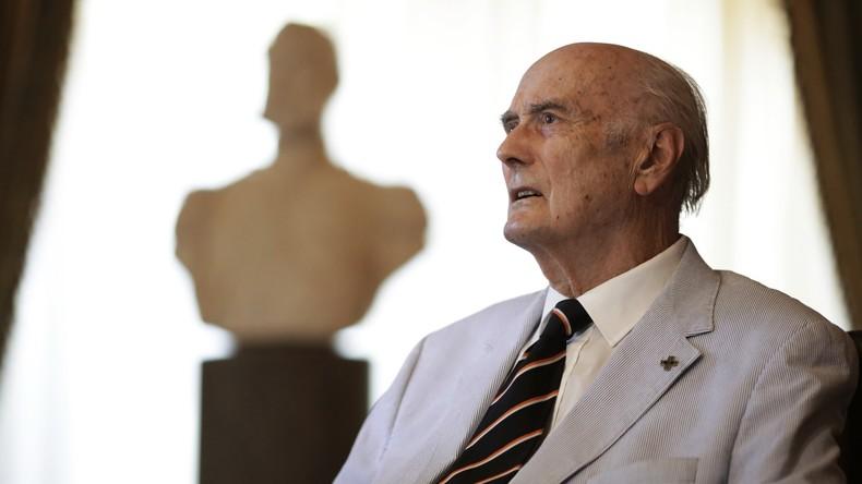 Das älteste Mitglied der russichen Adelsfamilie Romanow verstorben