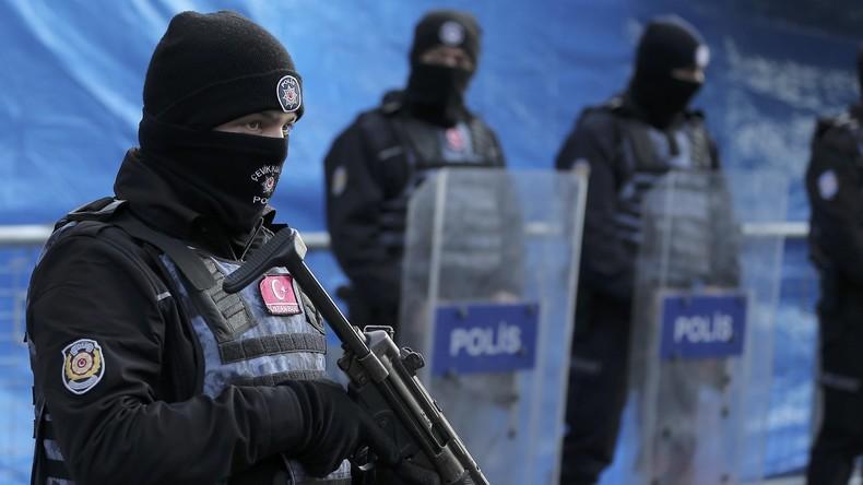Mindestens zwei Verletzte bei Schießerei in Istanbuler Moschee