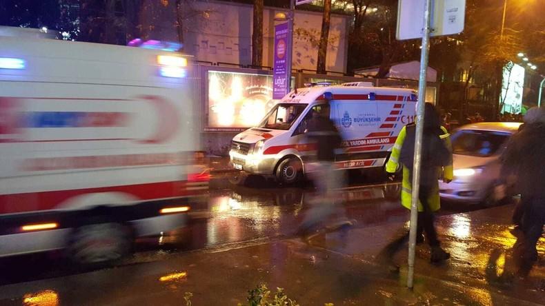 Polizei verdächtigt IS-Kämpfer aus Usbekistan oder Kirgistan des Istanbul-Anschlags - Medienberichte