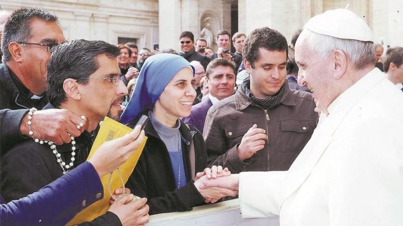 Viral: Nonne aus Aleppo zerpflückt in 1 Minute die westlichen Medienmythen zu Syrien