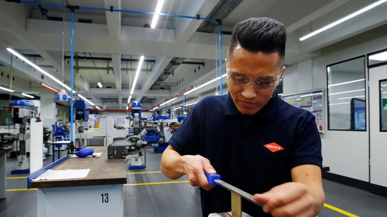 Arbeitgeber erfreut: Mindestlohn für Flüchtlinge vor dem Fall