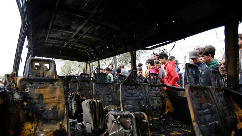 IS übernimmt Verantwortung für Anschlag in Bagdad