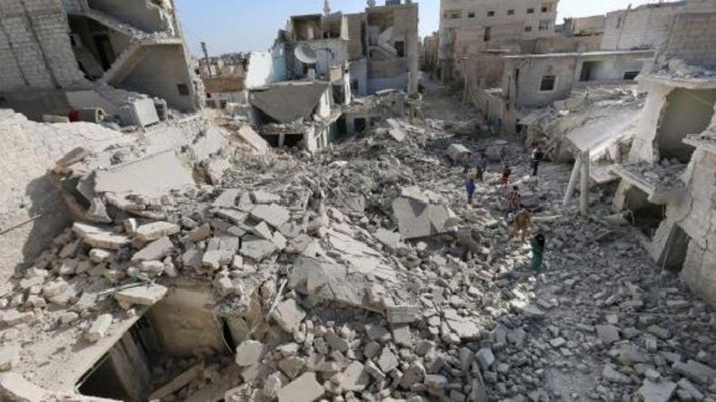 Türkei und Russland zerbomben IS-Stellungen im Norden Syriens