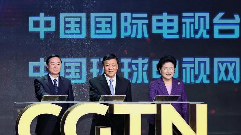 China nimmt sich RT zum Vorbild: Neuer Auslandssender geht 2017 in Betrieb
