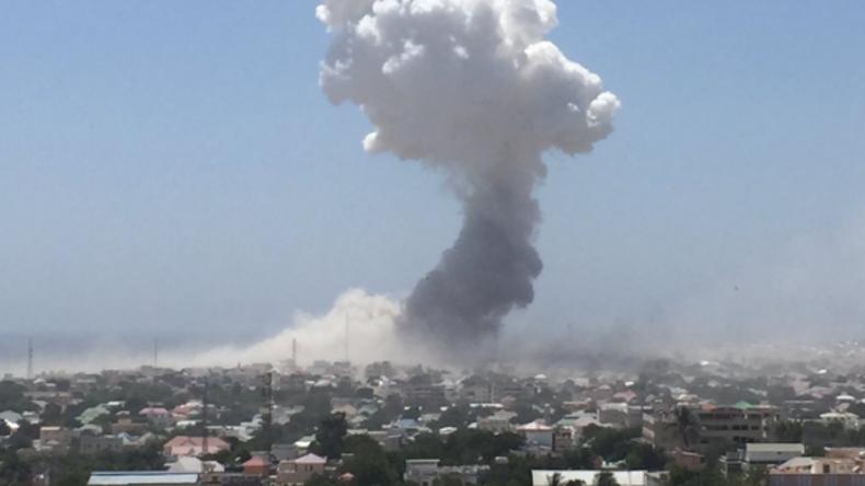 Doppelanschlag in Somalia – Mindestens 3 Todesopfer