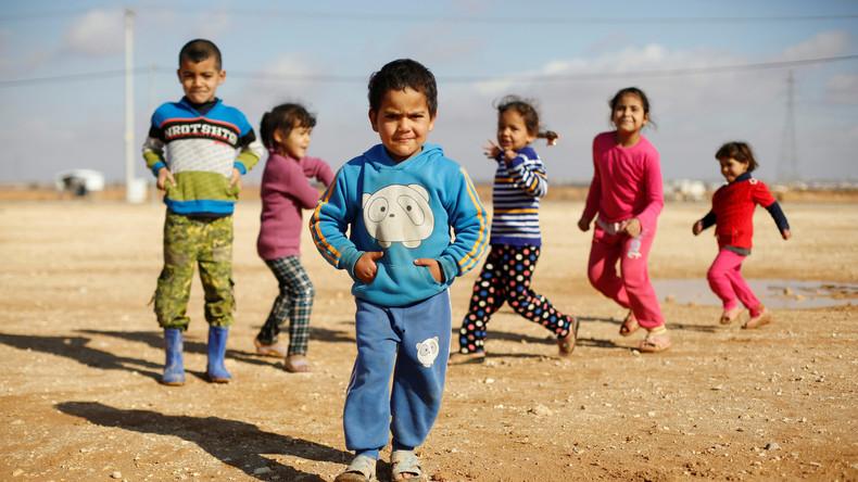 RT Spezial: Das Schicksal der Kinder in Syrien