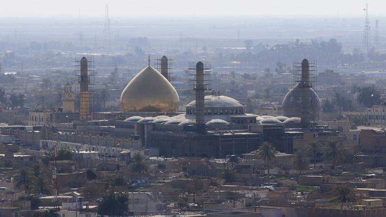IS verübt Angriffe auf zwei Polizeistationen im Irak - Mindestens sieben Polizisten tot