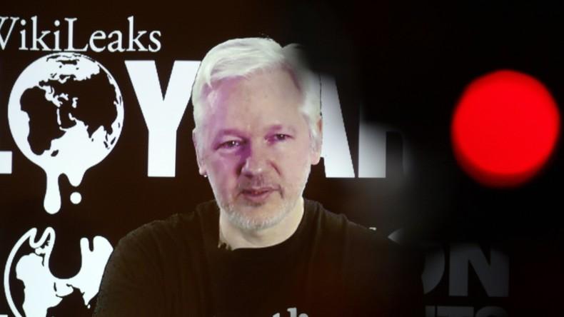 Julian Assange: USA werfen Russland Einmischung bei Wahl vor, um Trump zu delegitimieren