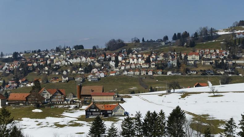Schweiz: Mann schießt auf Polizisten – Zwei Verletzte, Täter auf der Flucht