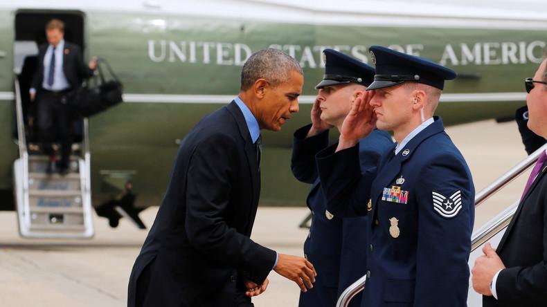 Hilfsorganisation: USA treiben mit Massenbombardierungen Zivilbevölkerung im Irak in Arme des IS